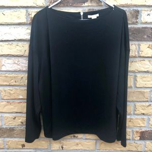 H&M Long Sleeve Blouse Large